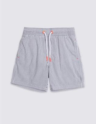 Marks and Spencer Striped Swim Shorts (3 Months - 7 Years)