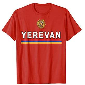 The Yerevan Casual Armenian Pride T-shirt