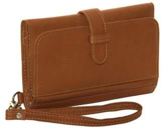 Piel Leather CARD CASE & PHONE WRISTLET