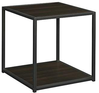 Altra Canton Cave End Table with Metal Frame