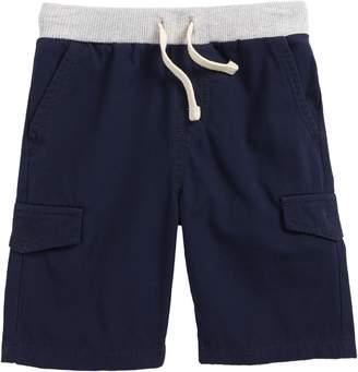 Tucker + Tate Ribbed Waist Utility Shorts