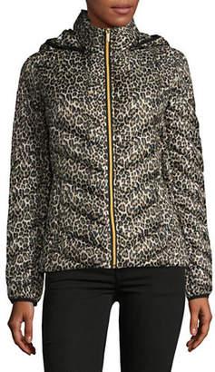 MICHAEL Michael Kors Essential Short Packable Down Jacket