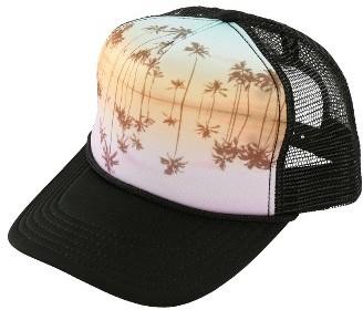 Women's O'Neill Beach Squad Trucker Hat - Black $18 thestylecure.com
