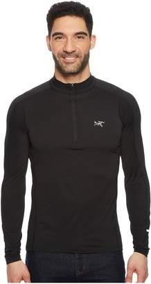 Arc'teryx Cormac Zip Neck Long Sleeve Men's Clothing