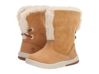 Timberland Kids Toddle Tracks Faux Shearling Bootie (Toddler/Little Kid)