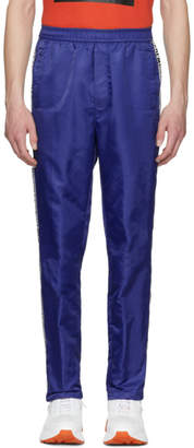 Opening Ceremony Blue Warm Up Lounge Pants