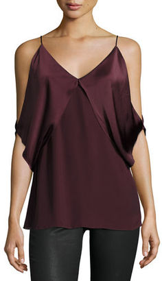 Bailey 44 Kate Draped Camisole Top $158 thestylecure.com