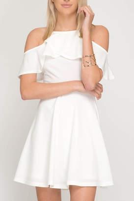 She + Sky Summer Sweetness dress