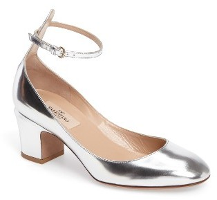 Women's Valentino Tango Pump $845 thestylecure.com