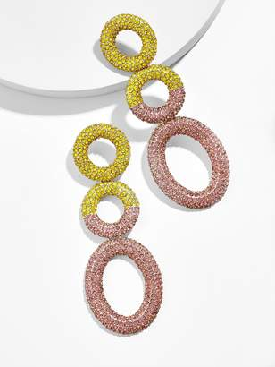 BaubleBar Mimi Hoop Earrings