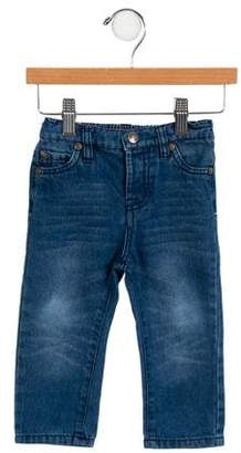 7 For All Mankind Boys' Denim Straight-Leg Bottoms