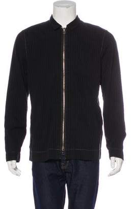 Chapter Striped Shirt Jacket