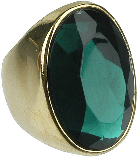 Megan Rhinestone Ring