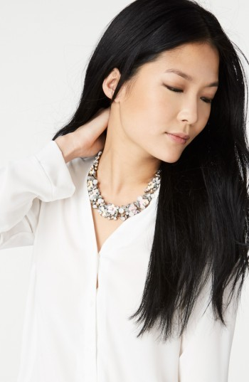 Women's Baublebar Olivia Collar Necklace 3