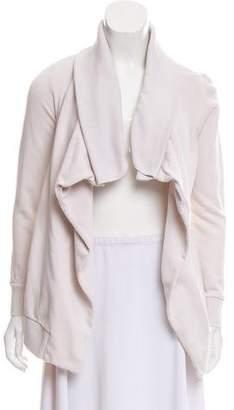 AllSaints Draped Knit Jacket