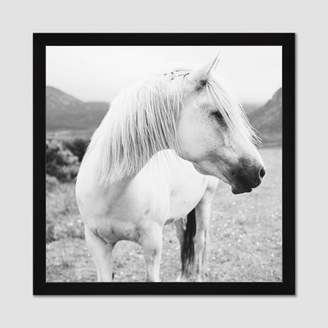 west elm Minted for Field Horse