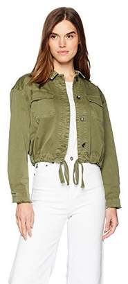 Ella Moss Women's Military Jacket