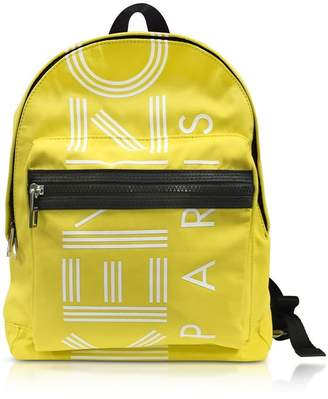 Kenzo Lemon Nylon Medium Sport Backpack