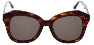 Gentle Monster Tortoiseshell Tinted Sunglasses