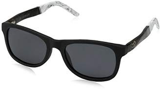 Earth Wood El Nido Wood Sunglasses Polarized Wayfarer Black