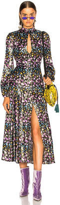 Raquel Diniz Velvet Asia Dress