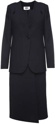 MM6 MAISON MARGIELA Two-piece Wool-blend Suit