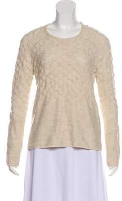 MM6 MAISON MARGIELA Wool Blend Sweater