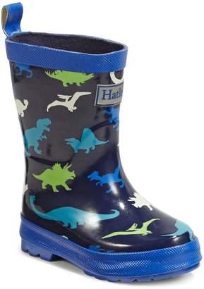 Hatley Boy's Dino Rain Boots