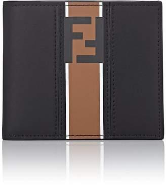 Fendi Men's Logo Leather Billfold