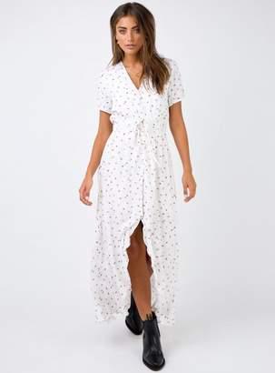 MinkPink Rosebud Maxi Dress