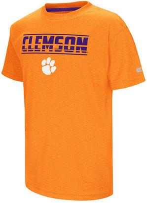 Colosseum Clemson Tigers Head Start T-Shirt, Big Boys (8-20) $22 thestylecure.com