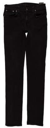 Nudie Jeans Five-Pocket Skinny Jeans