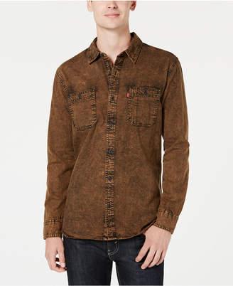 Levi's Men Gaines Woven Shirt