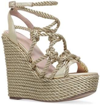 Kurt Geiger London Notty Wedge Sandals