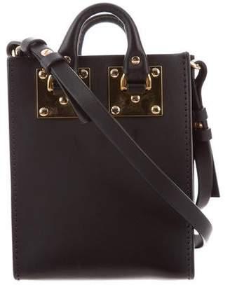 Sophie Hulme Nano Albion Saddle Bag