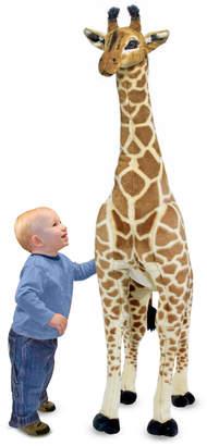 Melissa & Doug Jumbo Plush Giraffe