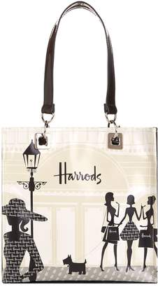 Harrods Small Knightsbridge Shopping Shopper Bag