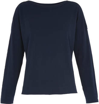 Whistles Boat Neck Long Sleeve Tee