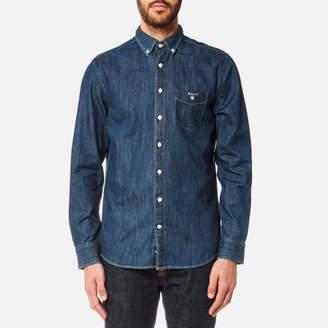 Gant Men's Indigo Button Down Shirt