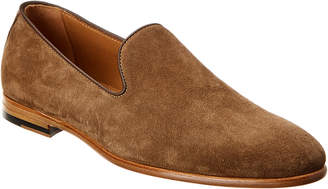 Antonio Maurizi Slip-On Suede Loafer