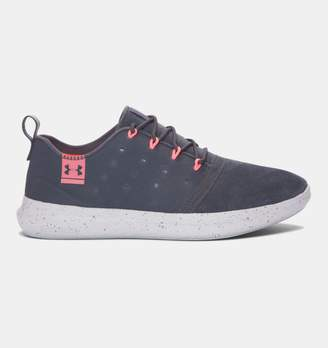 Under Armour Women's UA Charged 24/7 Low Suede Running Shoes