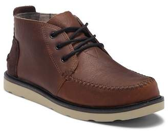 Toms Chukka Waterproof Leather Boot
