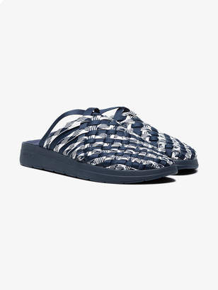 Missoni Navy Blue Malibu Sandals