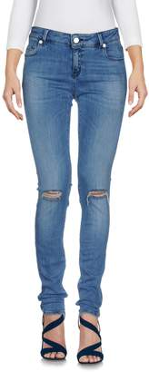 Love Moschino Denim pants - Item 42665887KP