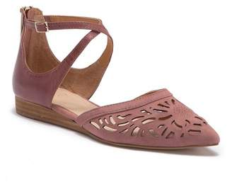 Isola Carina Ankle Strap Wedge Sandal