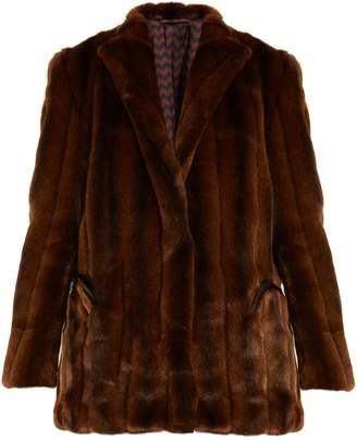 BLAZÉ MILANO Toytown Everyday faux-fur jacket
