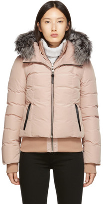 Mackage Pink Romane Down Coat