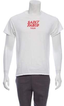 Yeezy Saint Pablo Tour T-Shirt