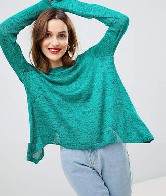 Vero Moda Knitted Jumper With Split Back