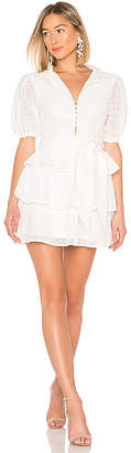 C/Meo Think About Me Mini Dress